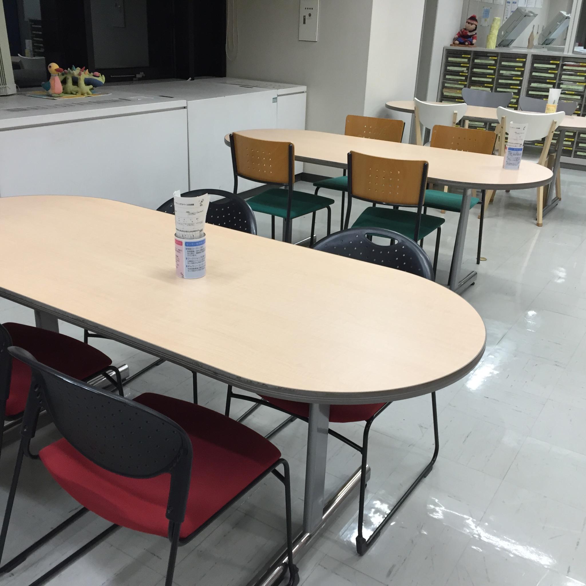 横浜市市民活動支援センター打合せ