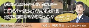 たまプラーザ弁護士 川瀬さん